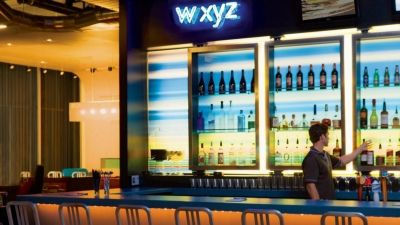 Downtown Orlando Bars  - W XYZ Bar